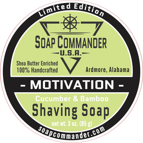 Motivation Shaving Soap