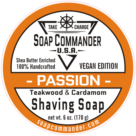 Passion Shaving Soap