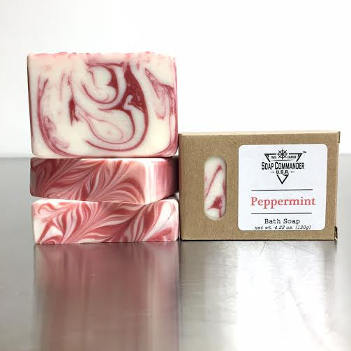 Peppermint Bath Soap