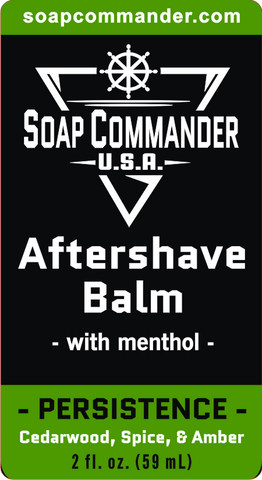 Persistence Aftershave Balm
