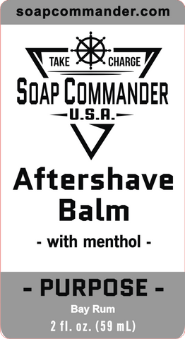 Purpose Aftershave Balm