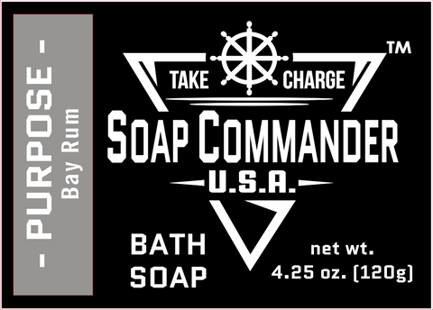Purpose Bath Soap