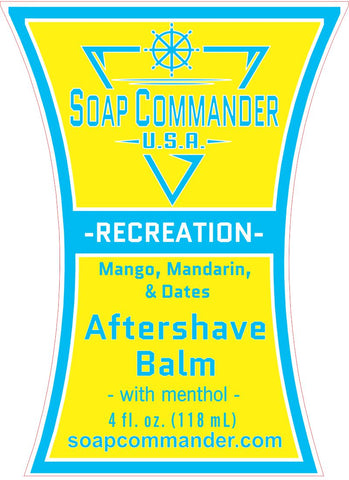 Recreation Aftershave Balm