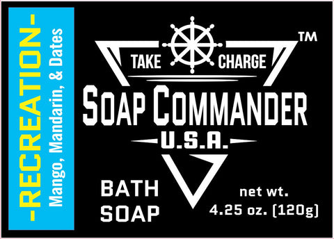 Recreation Bath Soap