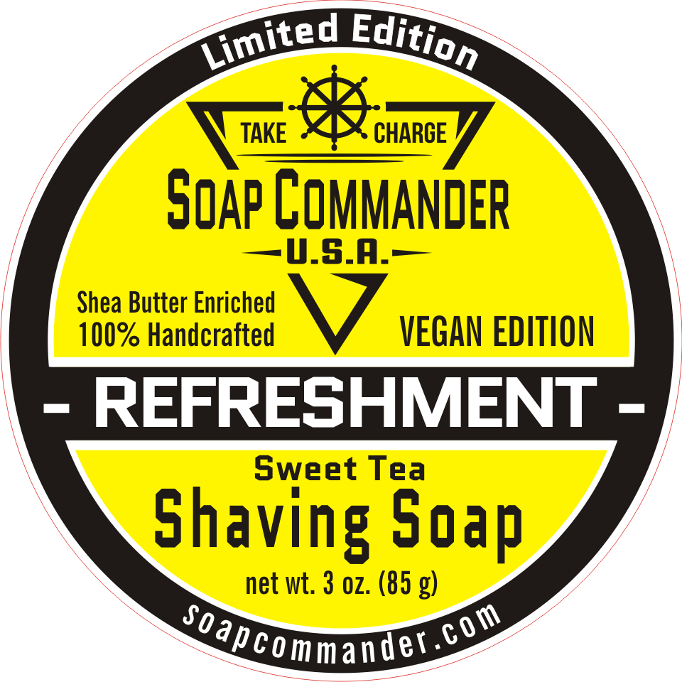 Refreshment Shaving Soap - Limited Edition