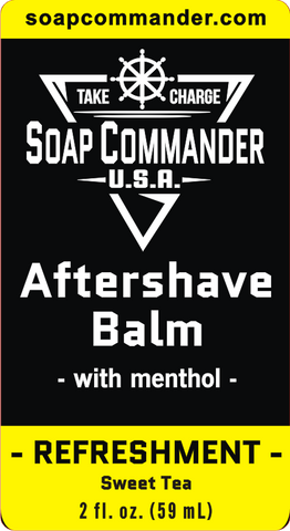 Refreshment Aftershave Balm