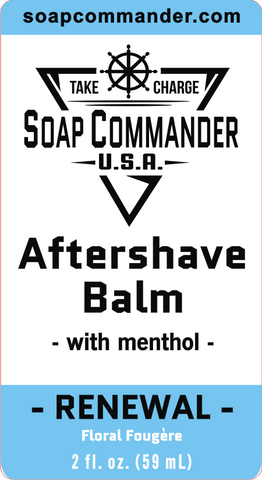 Renewal Aftershave Balm