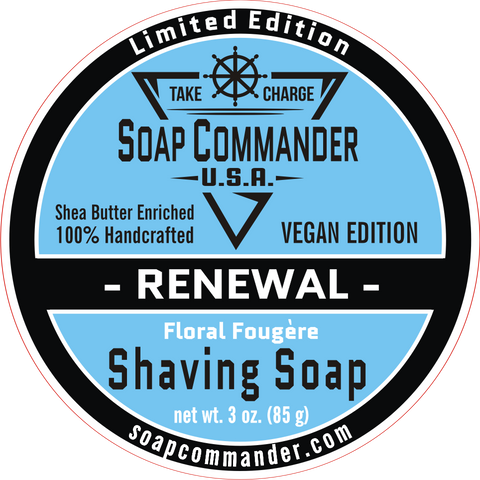 Renewal Shaving Soap