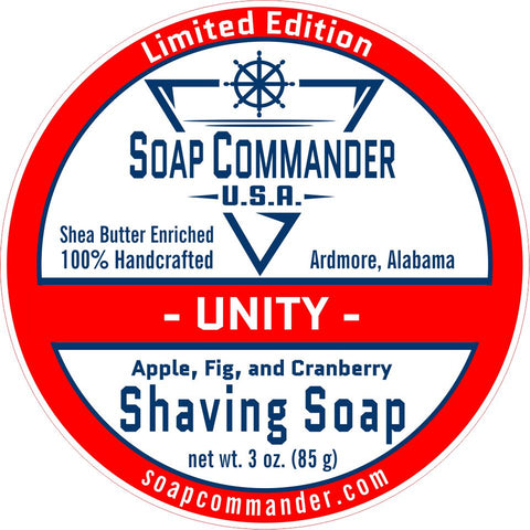 Unity Shaving Soap (Limited Edition)