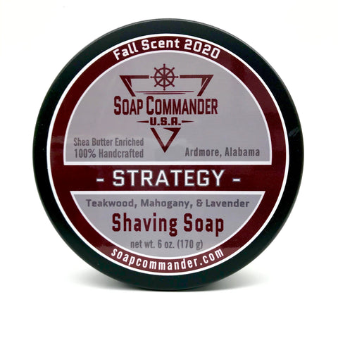 Strategy Shaving Soap