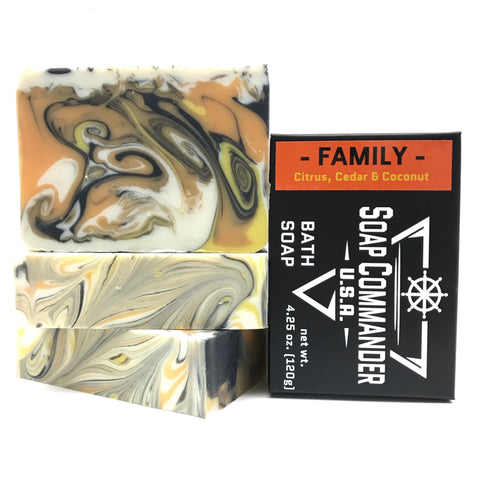 Family Bath Soap