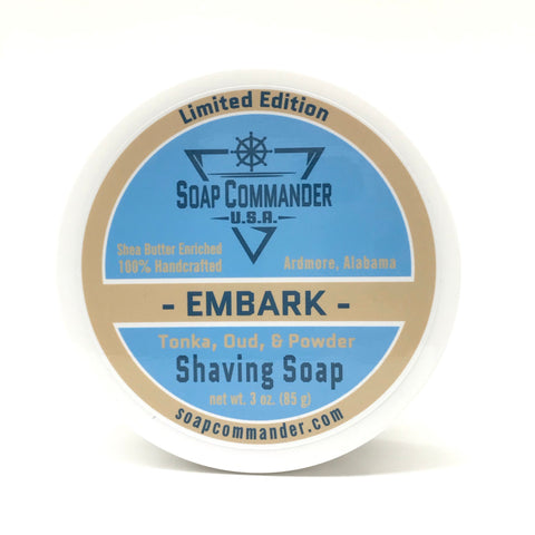 Embark Shaving Soap