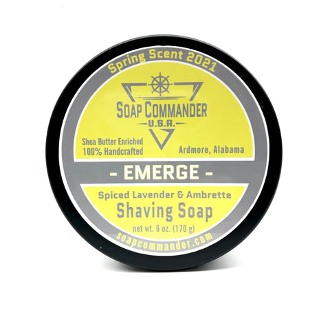 Emerge Shaving Soap