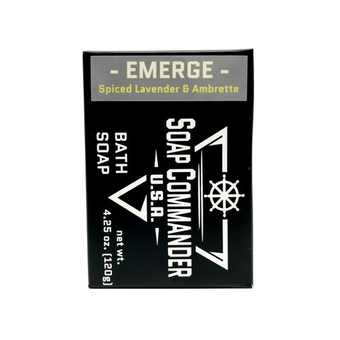 Emerge Bath Soap