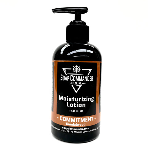 Commitment Moisturizing Lotion
