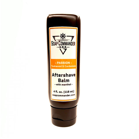 Passion Aftershave Balm from Soap Commander