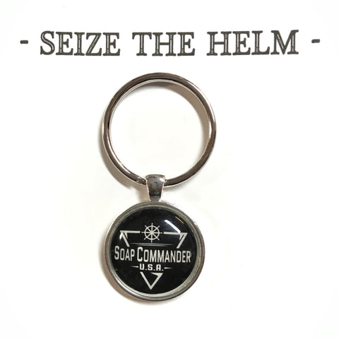 Soap Commander Key Chains