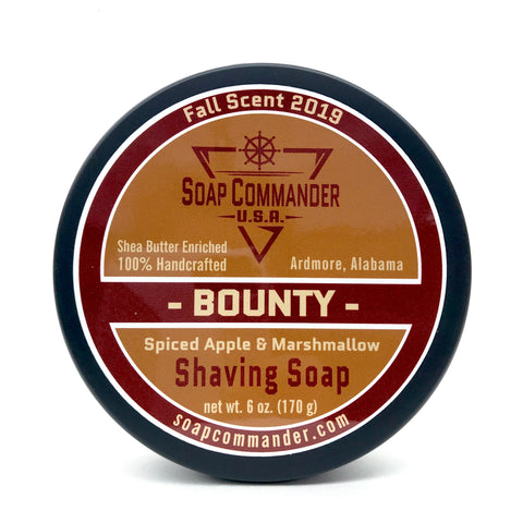 Bounty Shaving Soap