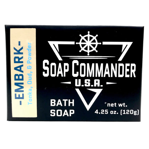 Embark Bath Soap