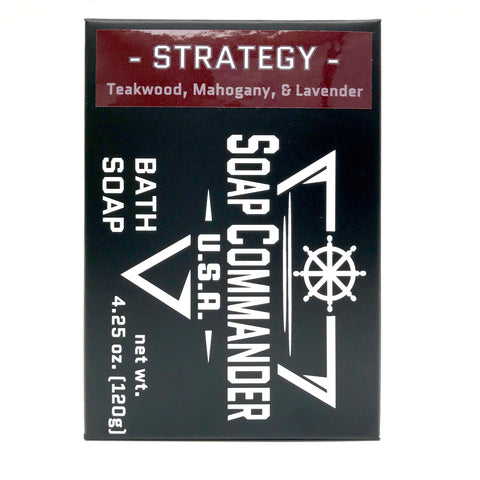 Strategy Bath Soap