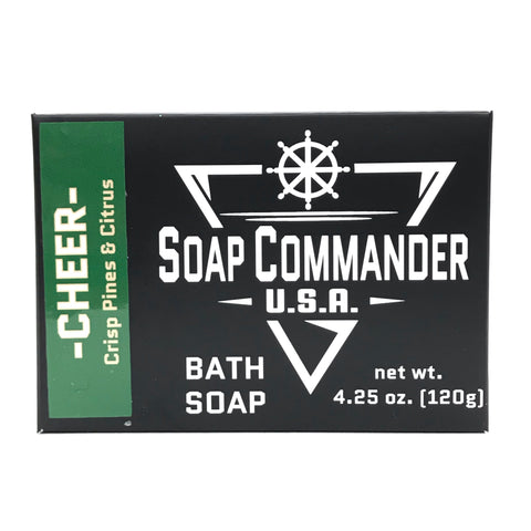 Cheer Bath Soap