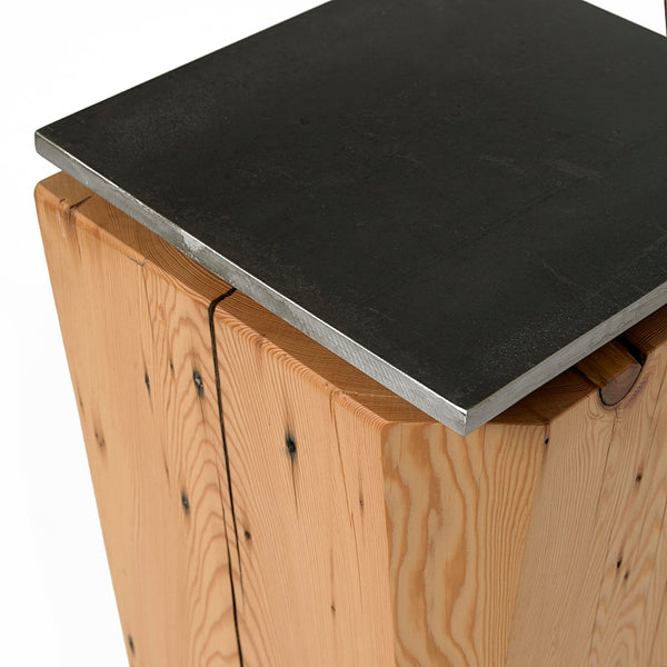 Edge table - metal