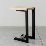 Clair Black end table