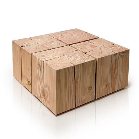 Kai cube coffee table set