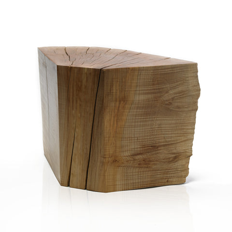 Western Maple stump table #1