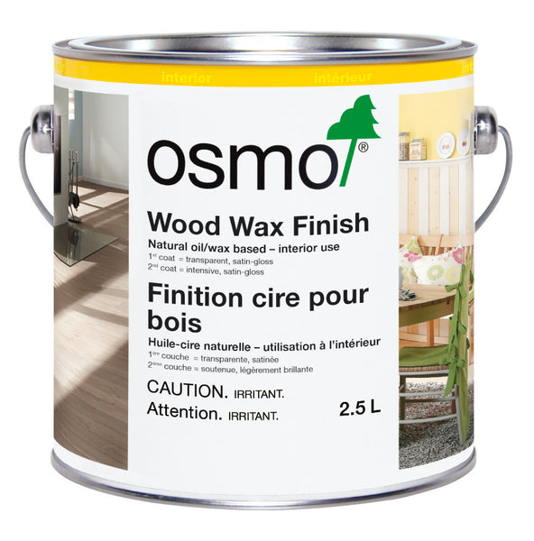 Osmo Wood Wax Finish (Clear Extra Thin) 1101