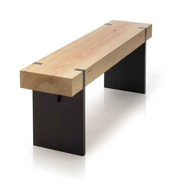 Tillikum Black bench