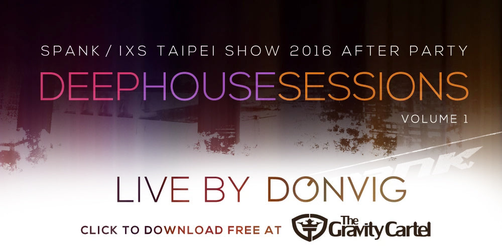 Spank / iXS Deep House Sessions Vol. 1 by DONVIG