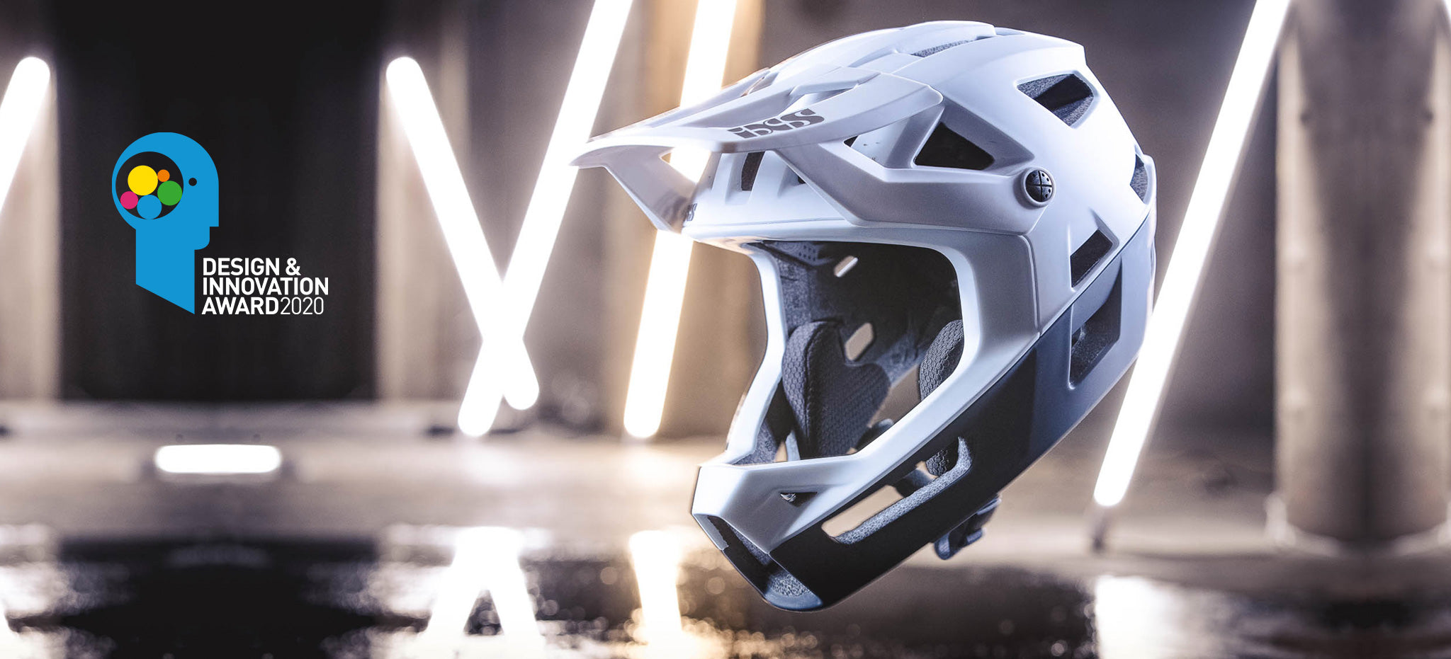 iXS Trigger FF Helmet Recognized with Design Awards and Accolades
