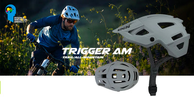 NEW PRODUCT ANNOUNCEMENT - iXS Trigger AM Helmet & Trigger Guard