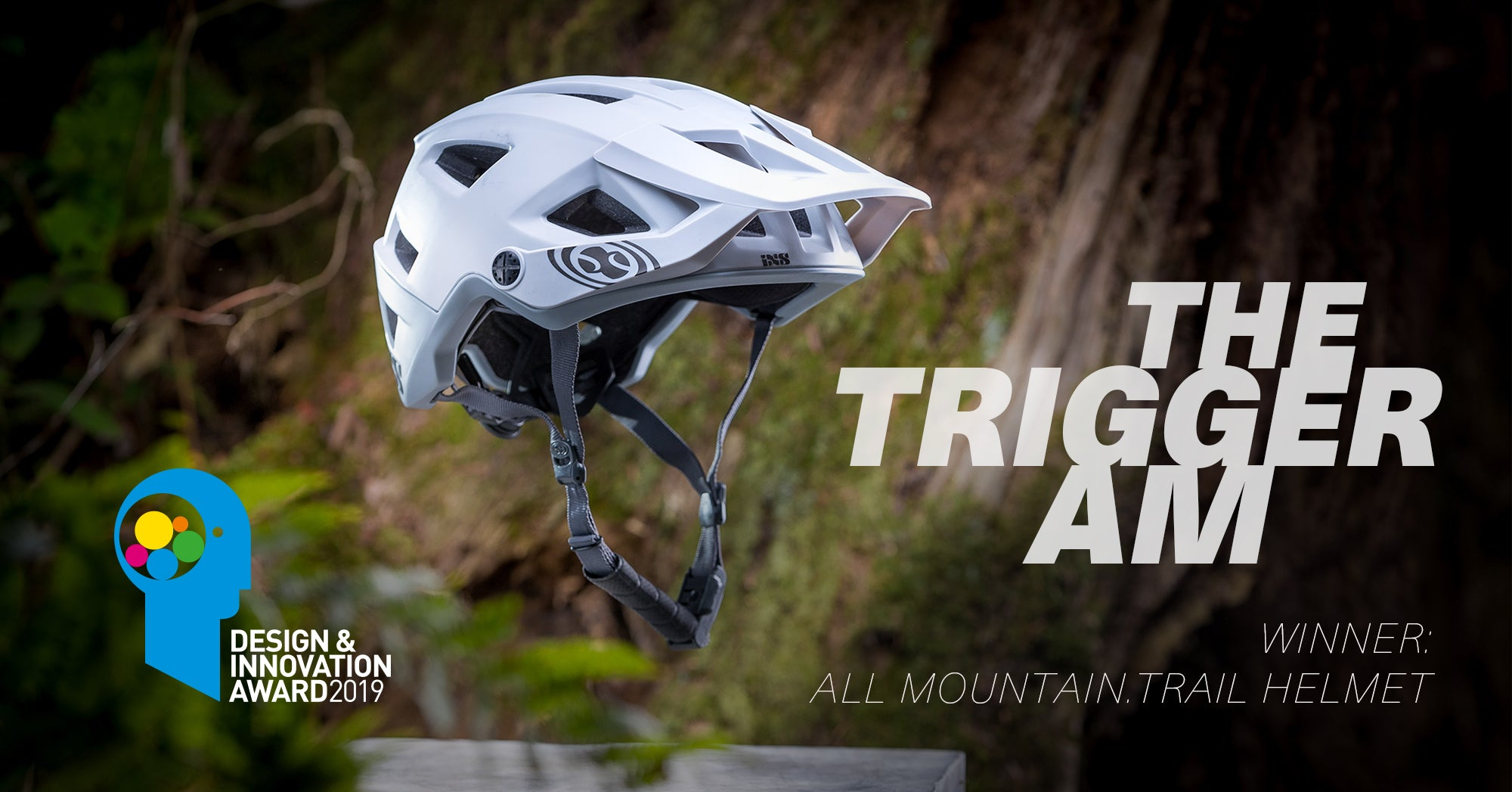 award winning trail all mountain helmet