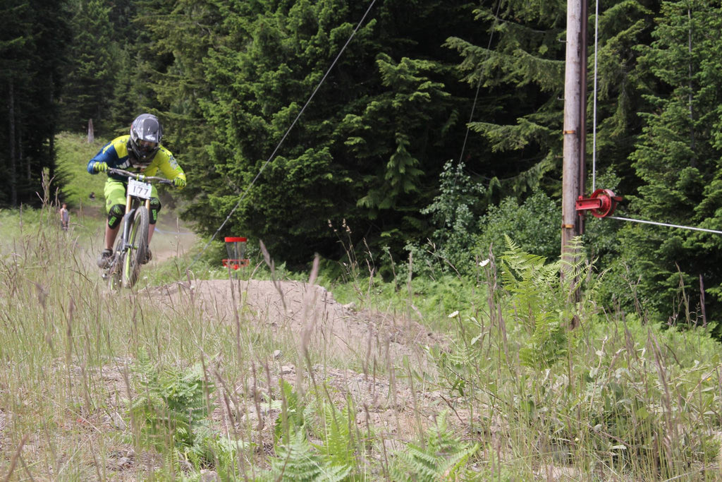Mt Hood NW Cup Round 3 was fast, loose and dusty