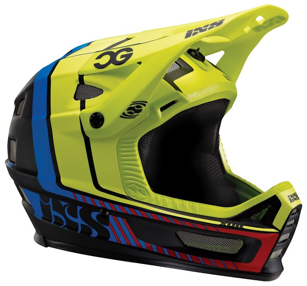 iXS Xult Enduro Helmet - Side