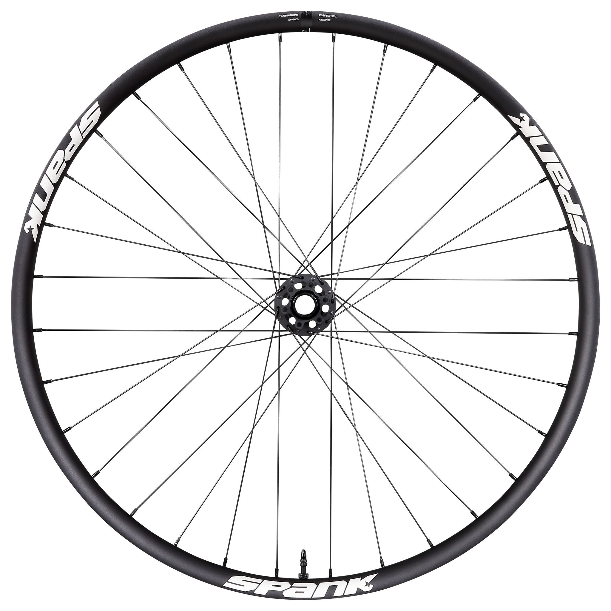 "Spank SPIKE Race 33 27.5"" Front Wheel"