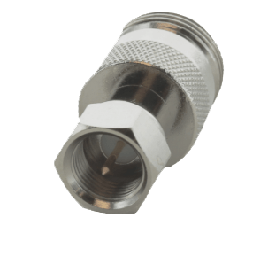 Connector F-Male to N-Female Image
