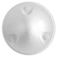 75 Ohm Ceiling Mount Dome Antenna (DISCONTINUED) New product link below - weBoost