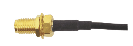 6 ft. RG174 Low-Loss Foam Coax (SMA Male to SMA Female)