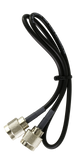 2 ft. Extension Cable RG58U (N Male - N Male)