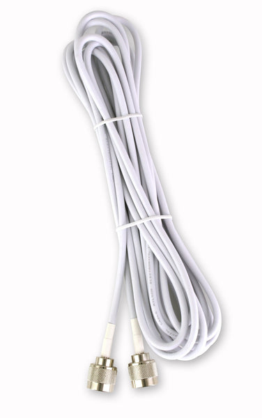 20 ft. White RG58 Low Loss Cable - weBoost