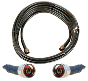 Coaxial Cable 30 ft. Ultra Low-Loss Coax Cable (N-Male to N-Male)