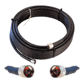 60 ft Wilson-400 Ultra Low-Loss Cable (N-Male to N-Male)