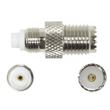 Connector FME-Female to Mini-UHF Female