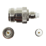 Connector N-Female to FME-Female