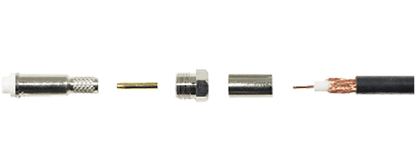 FME Female Crimp Connector