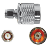 Connector SMA-Male to N-Male