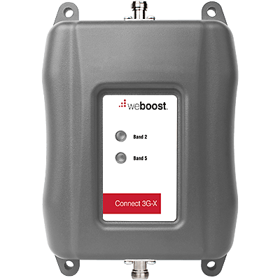 weBoost Connect 3G-X Cell Phone Signal Booster, replaces Wilson AG Pro 70